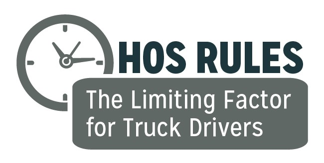 Hours-of-service rules for truck drivers