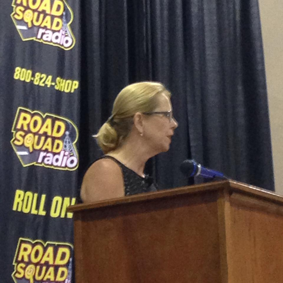 FMCSA's Anne Ferro Resigns at Expedite Expo