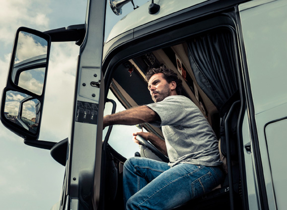 What Can Truck Drivers Do To Improve Their Health While Driving?