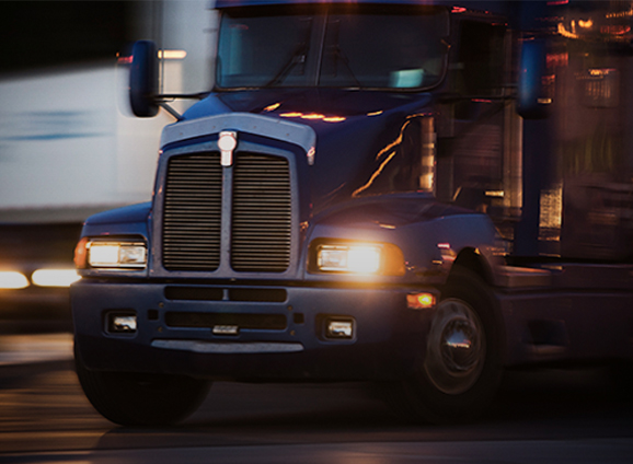 What Should Truck Drivers Do to Keep Safe at Night?
