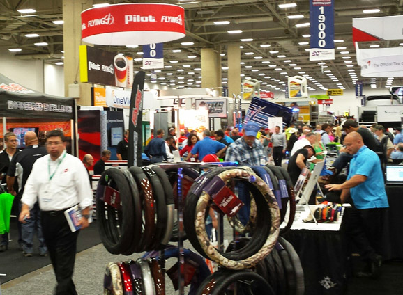 The 2015 Great American Trucking Show Concludes
