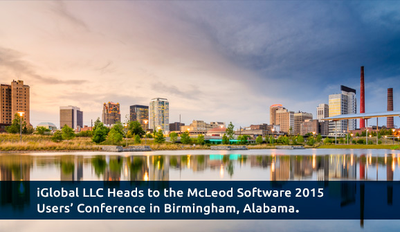 iGlobal LLC Heads to McLeod Software 2015 Users'  Conference
