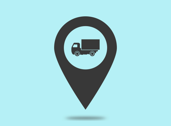 Do you know where your tractor trailer is located?