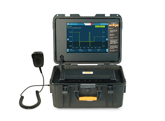 iGlobal Edge electronic logging device / ELD
