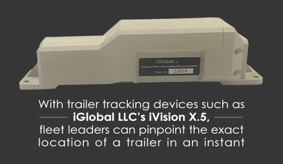 iGlobal LLC's iVision X.5 battery-powered GPS tracking device