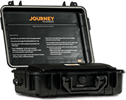 Journey in-cab document scanner, by iGlobal, LLC