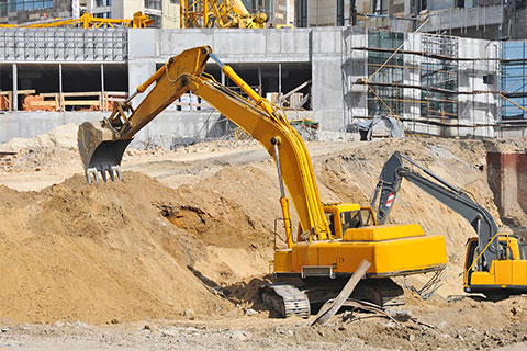 Why Use GPS Tracking for Construction Equipment?
